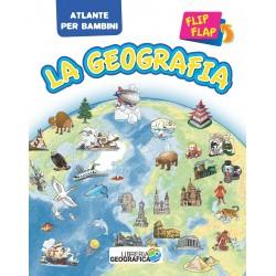 Atlante Flip Flap Geografia