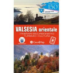 Guida CLUP trekking Valsesia Orientale – Itinerari escursionistici, turismo e cultura