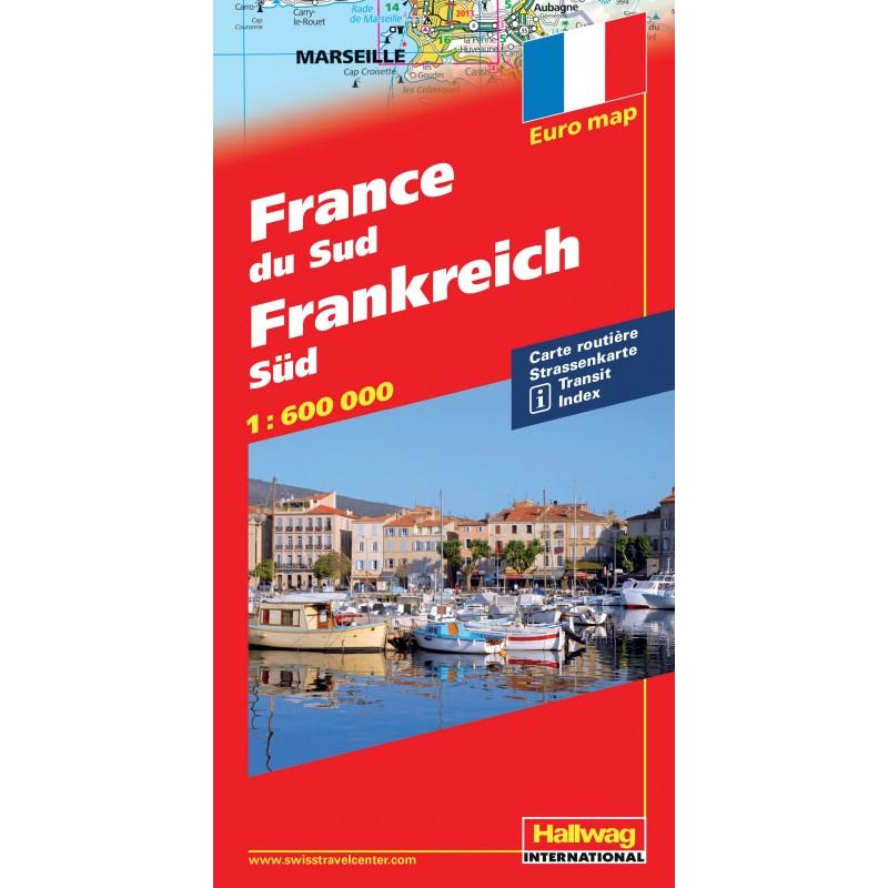 France du Sud - Frankreich Süd