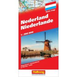 Olanda-Nederland-Niederlande 1:200.000