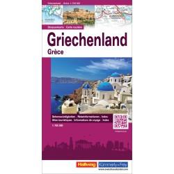 Grecia-Griechenland-Grèce 1:700.000