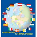 Colora le Bandiere d'Europa