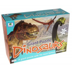Dinosaurs - Giant Puzzle