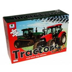 Tractors - Giant Puzzle