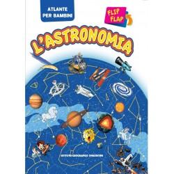 Atlante Flip Flap Astronomia