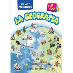 Atlante Flip Flap Geografia Ediz. 2016