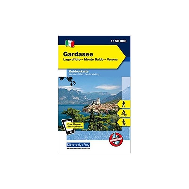 Lago di Garda - Hallwag