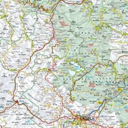 Molise Cartina Stradale.Carta Stradale Abruzzo E Molise Ediz 2018 Libreria Geografica