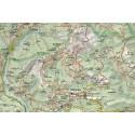 Carta escursionistica Alto Verbano N°15 - Val Grande, Cannobio, Lago di Mergozzo, Verbania