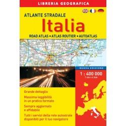 Atlante Stradale Italia 1: 400 000 Ediz. 2018