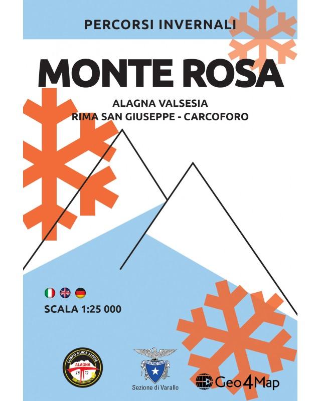 Percorsi invernali Monte Rosa