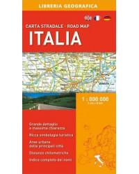 Italia 1:800 000