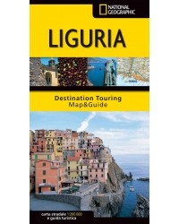 Liguria - Map&Guide