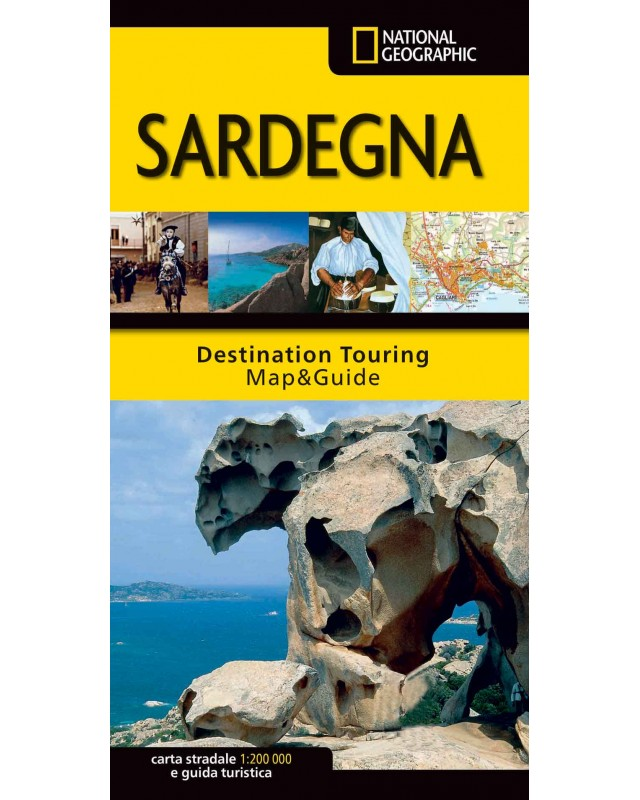Sardegna - Map&Guide