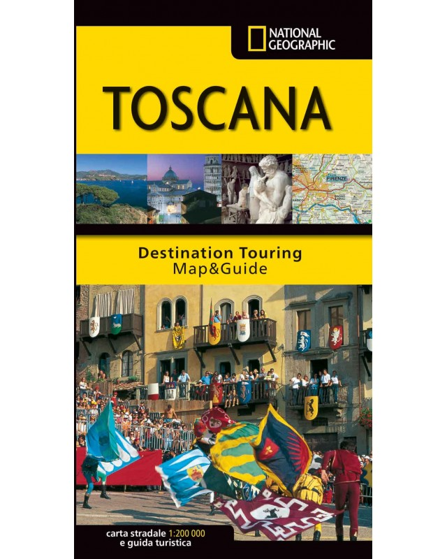 Toscana - Map&Guide