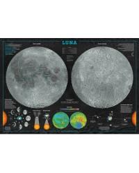 Luna - Geoposter