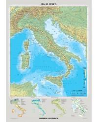 Italia fisica e politica