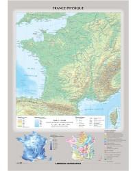 Francia fisica e politica -...