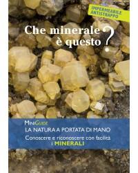 Minerali - Miniguida