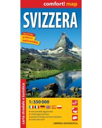 Svizzera - Comfort!Map