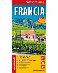 Francia - Comfort!Map