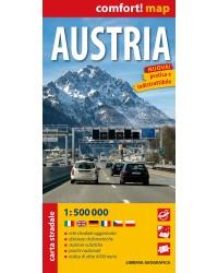 Austria - Comfort!Map