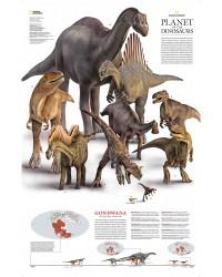 Dinosauri nel continente...