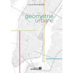 Geometrie Urbane - Colouring Book