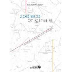 Zodiaco Originale - Colouring Book