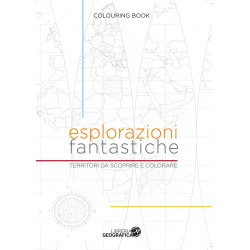 Esplorazioni Fantastiche - Colouring Book